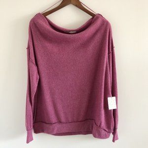 NWT Free People We The Free Main Squeeze Hacci S